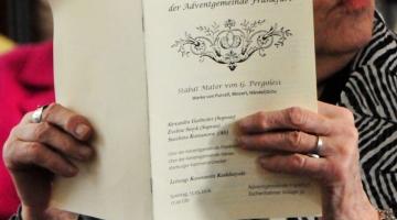 10 Jahre Chor der Adventgemeinde Frankfurt